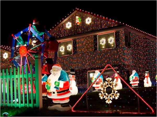 decoraciones navideñas de exterior 3