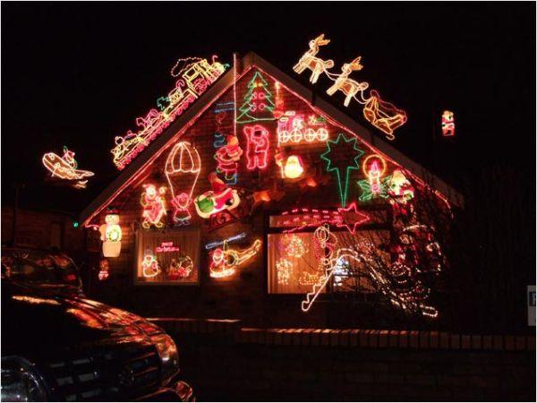 decoraciones navideñas de exterior 4