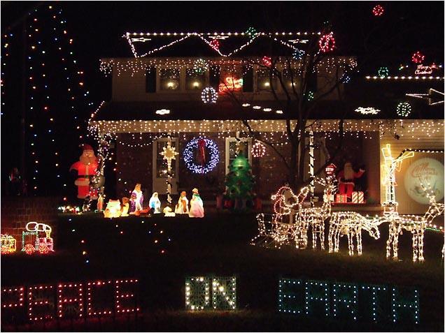 decoraciones navideñas de exterior 5