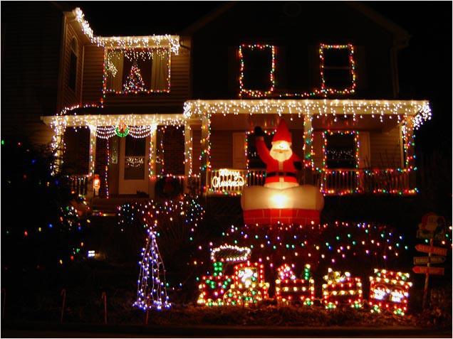 decoraciones navideñas de exterior 6