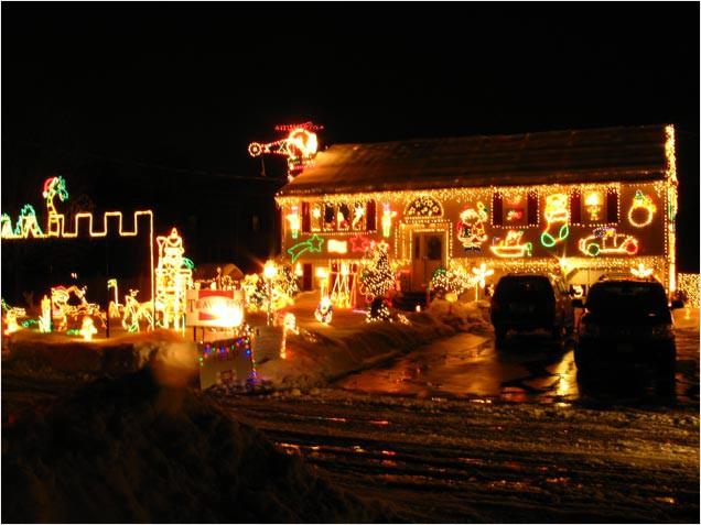 decoraciones navideñas de exterior 7