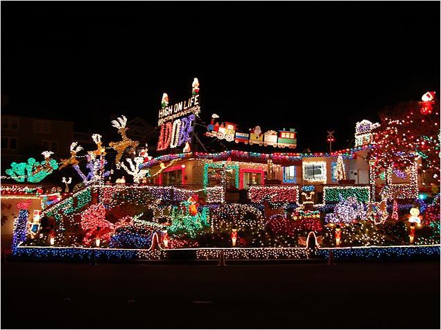 decoraciones navideñas de exterior 8