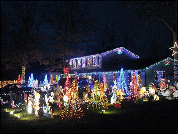 decoraciones navideñas de exterior 9
