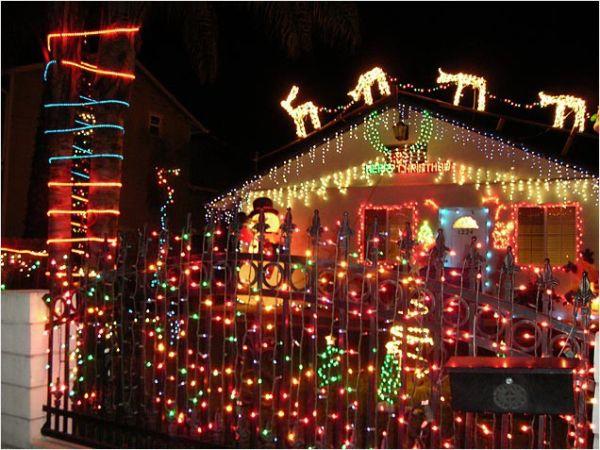 decoraciones navideñas de exterior 10