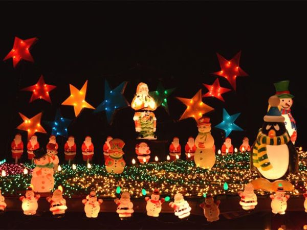 decoraciones navideñas de exterior 12