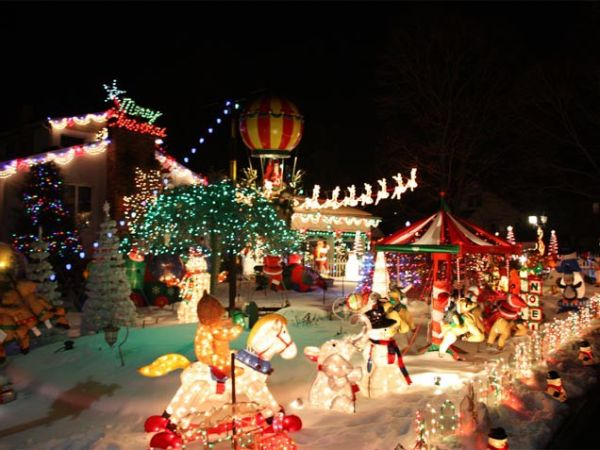 decoraciones navideñas de exterior 13