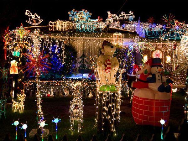 decoraciones navideñas de exterior 14