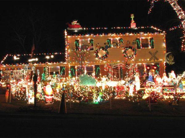 decoraciones navideñas de exterior 15