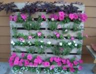 imagen Maneras creativas de reciclar palés en el jardín