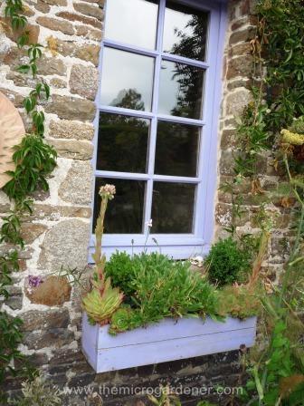 Utiliza palés en tu jardín 6