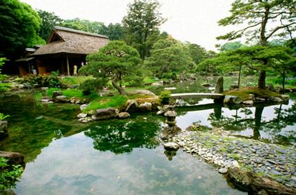 Tipos de jard n japon s for Tipos de cesped natural para jardin