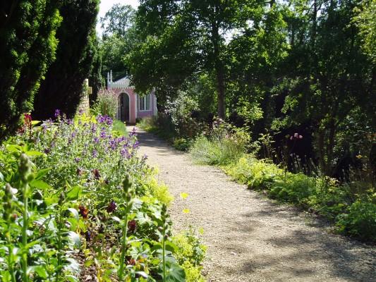 Jardín Painswick Rococo 4