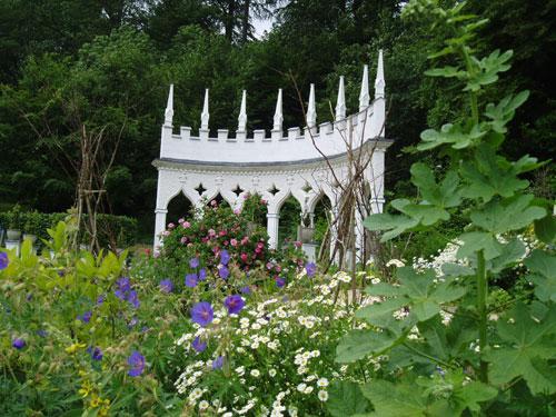 Jardín Painswick Rococo 7