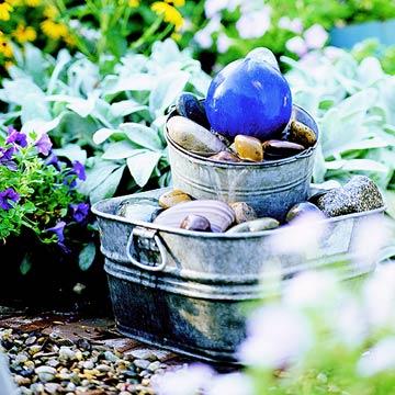 Fuente para el jardín 1