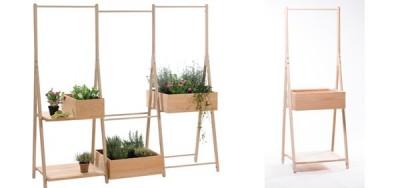 Mobiliario para minijardines 3