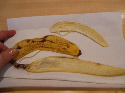 Fertilizante con plátano 1