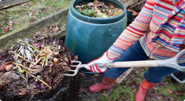 Paso a paso para hacer compost