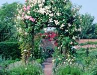 imagen Arcos y pérgolas para el jardín
