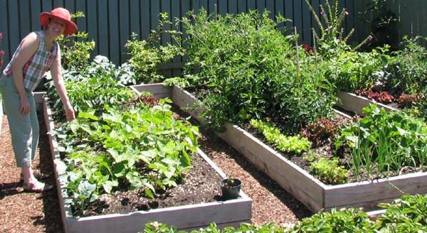 Ahorra esfuerzos en el jardín 1