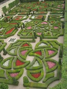 Jardín francés 03
