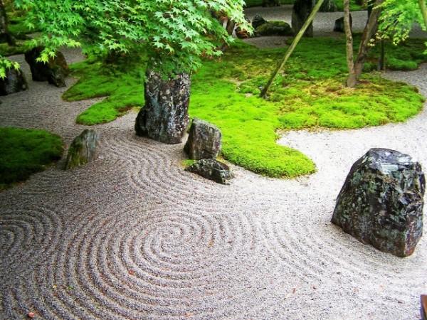 Jardín seco japonés 2