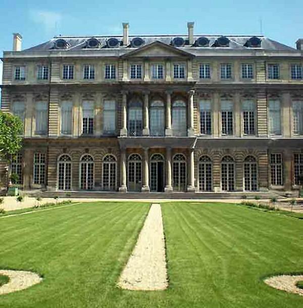 Jardín del Hôtel de Soubise 6