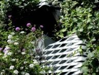 imagen El Jardí Tarradellas, un jardín urbano vertical