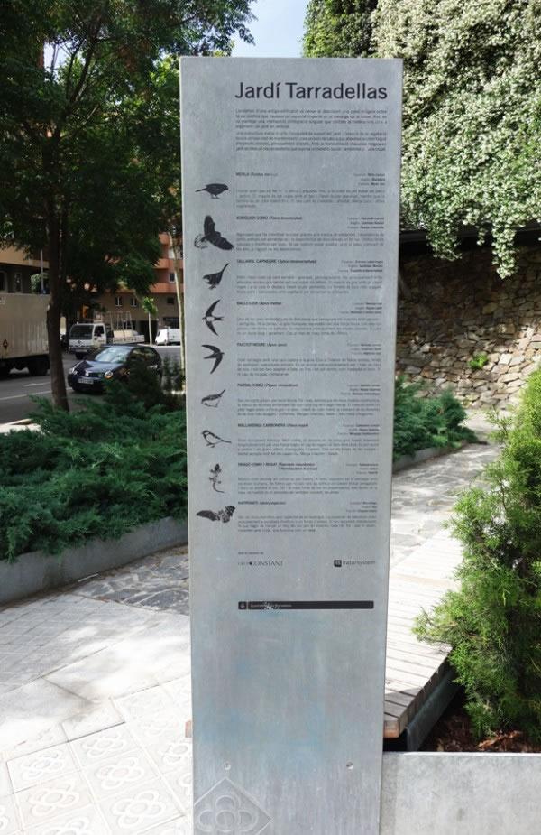 Jardín Tarradellas 7
