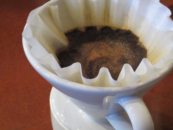 Posos de café como abono 1