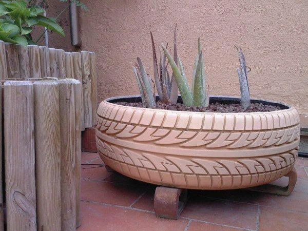 Macetas diferentes para tu jardín 4