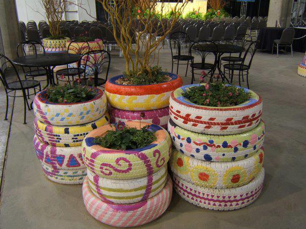 Macetas diferentes para tu jardín 5