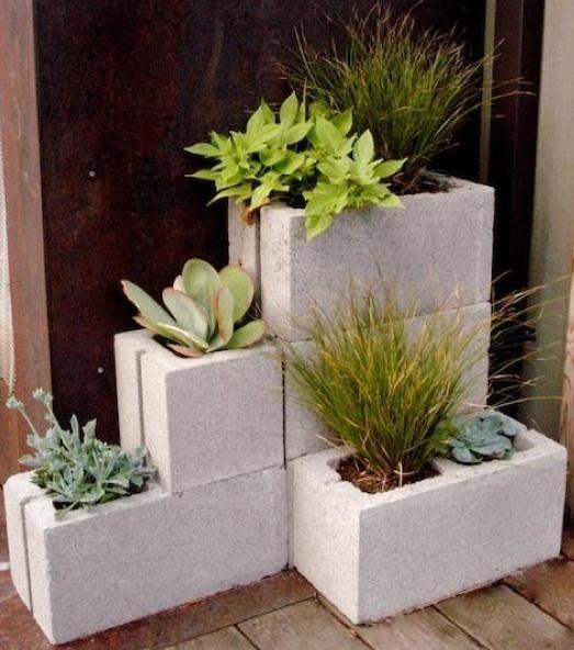 Macetas diferentes para tu jardín 7