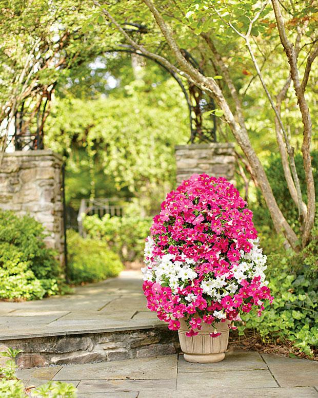Torre de flores 1