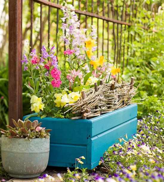 todo puede ser una jardinera para tus plantas