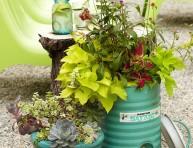 imagen Todo puede ser una jardinera para tus plantas