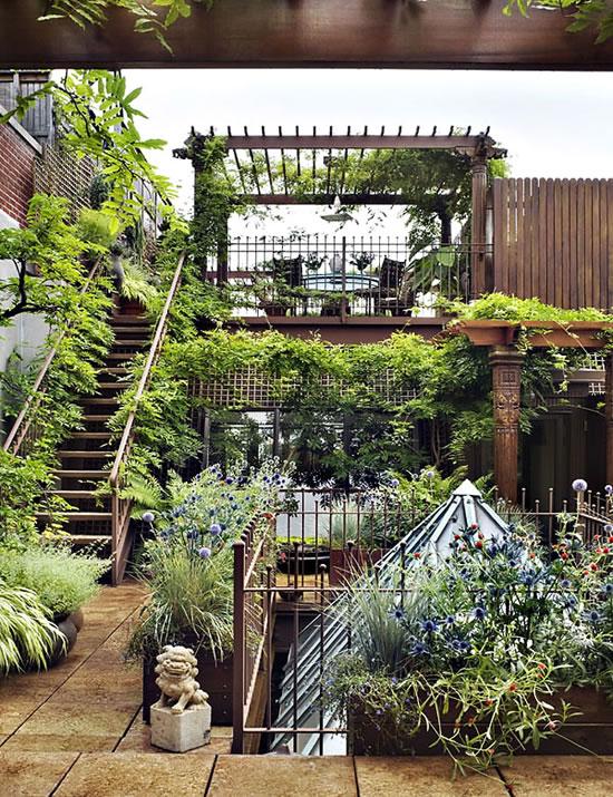 Jardines urbanos 4
