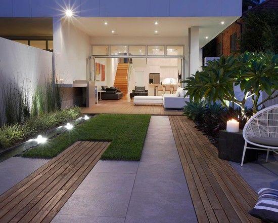 Consejos para un peque o jard n - Suelos para jardines pequenos ...