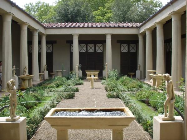 El jardín en la Roma clásica 1