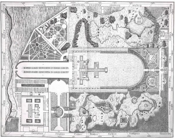 El jardín en la Roma clásica 2