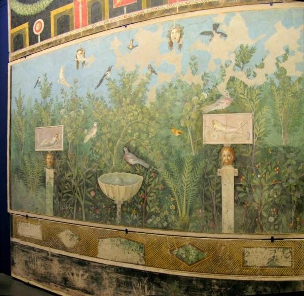 El jardín en la Roma clásica 3