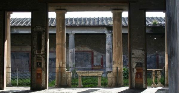 El jardín en la Roma clásica 4
