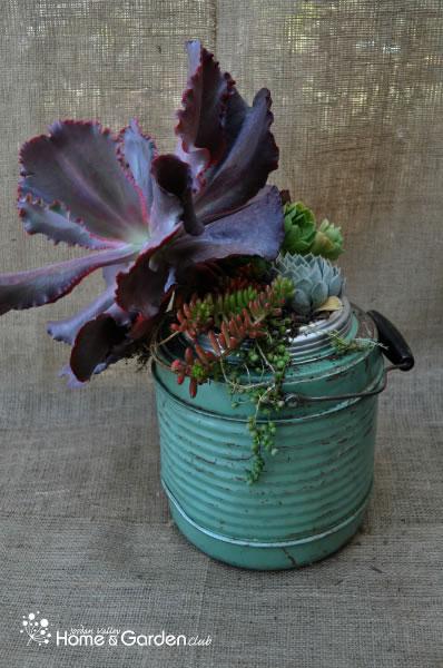 Jardineras de estilo vintage 3