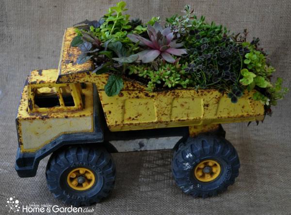 Jardineras de estilo vintage 4