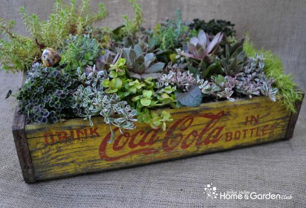 Jardineras de estilo vintage 6