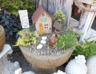 imagen Jardines de hadas en miniatura paso a paso