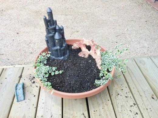 Jardínes de hadas en miniatura 5