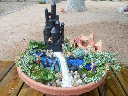 Jardínes de hadas en miniatura 6