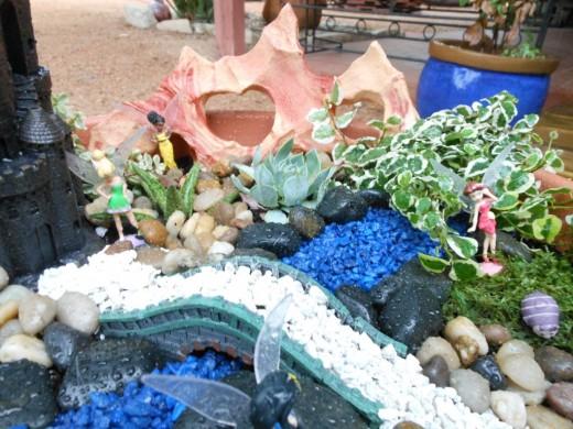 Jardínes de hadas en miniatura 7
