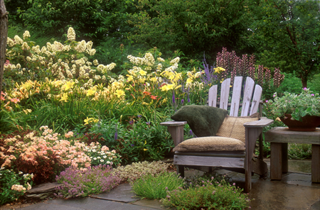Renovar el jardín de verano 2
