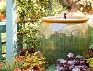 imagen Haz una fuente de agua para tu jardín